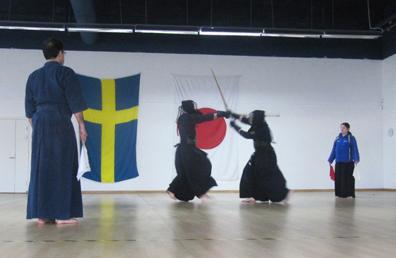 Kendo National Team