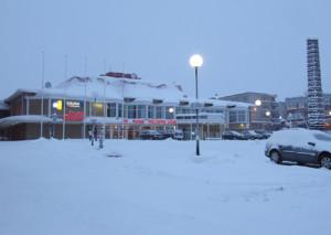 Kiruna tourist office