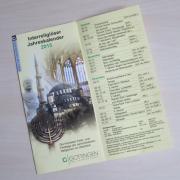 Interreligiöser Jahreskalender